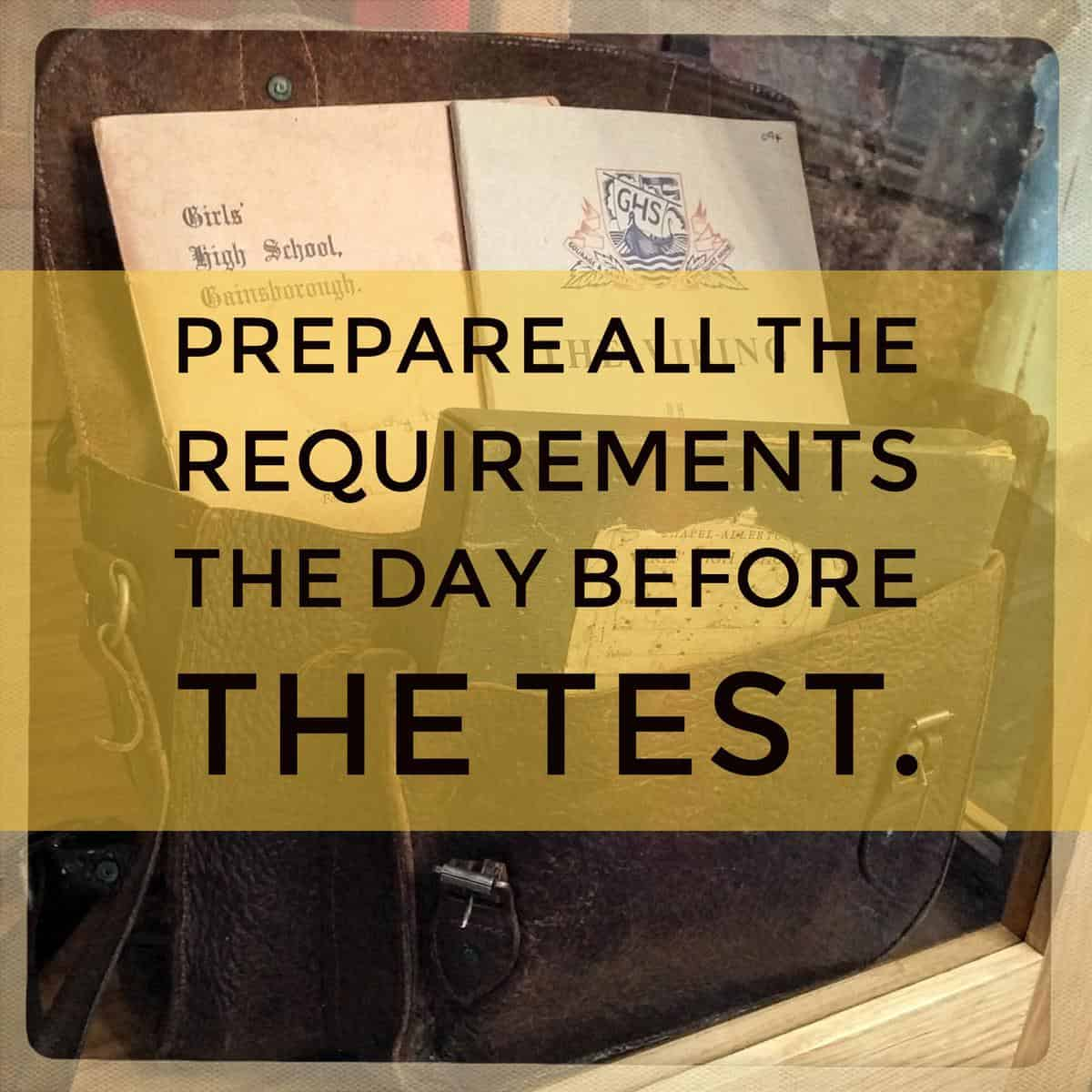 What are the signs of test anxiety?-get ready for GED