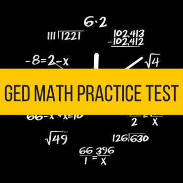picture regarding Ged Practice Test Printable titled No cost GED Educate Exams [2019] - On-line GED Queries
