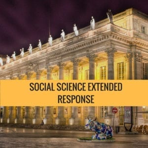 GED Social Studies: How To Write An Extended Answer Response[Updated]