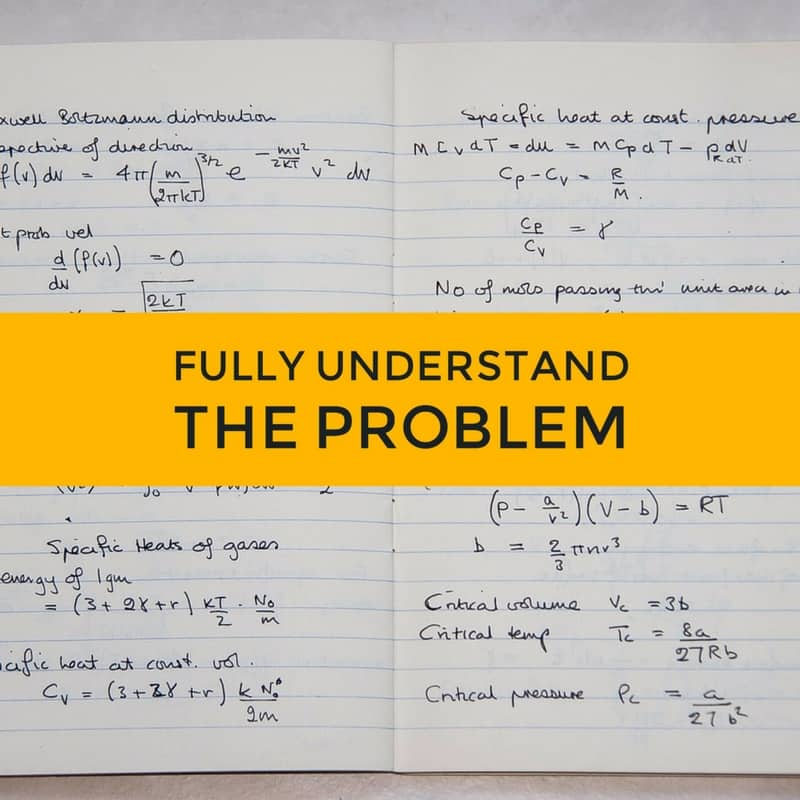 understand-the-problem