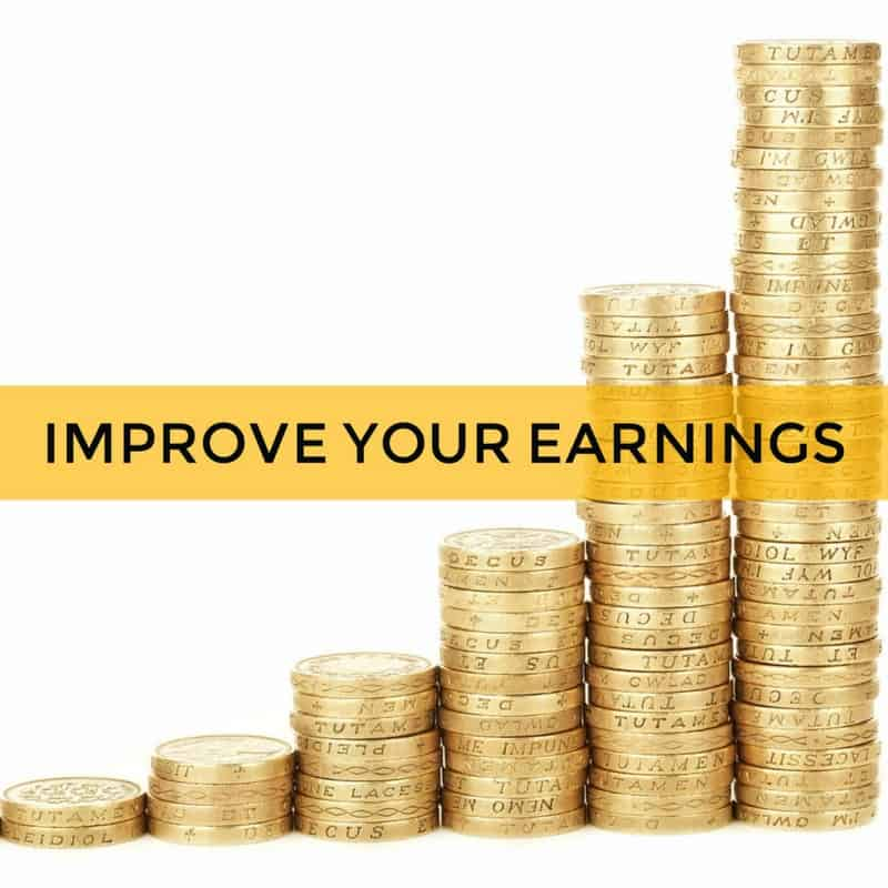 improve your earnings