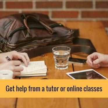 GED math online classes