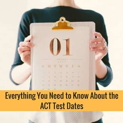 Everything You Need to Know About the ACT Test Date