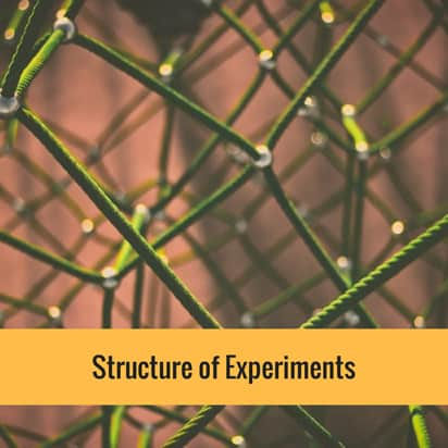 Structure of Experiments