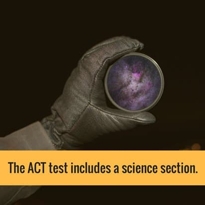 ACT Science Section