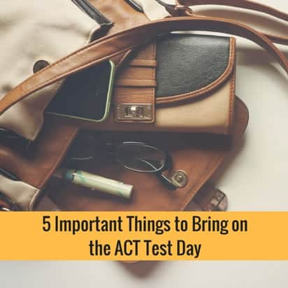 ACT Test Day