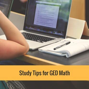 Study Tips For GED Math