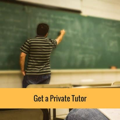 ACT private tutor