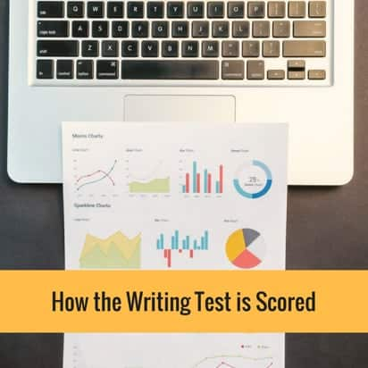 ACT writing test