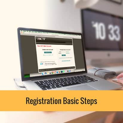 Registration Basic Steps
