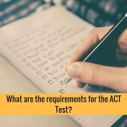 2019 ACT (American College Testing) Test Guide