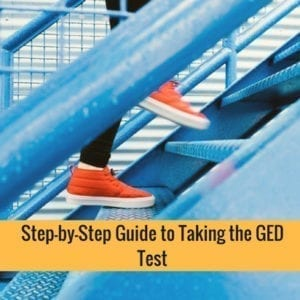 Step-by-Step Guide To Taking The GED Test
