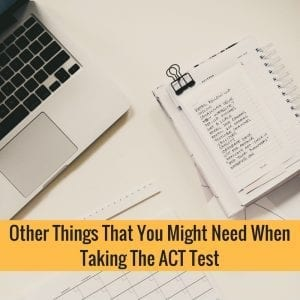 ACT study guide
