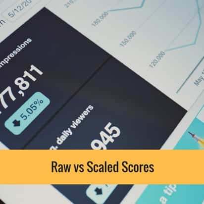 SAT Scores - Raw vs Scaled | TestPrepToolkt com