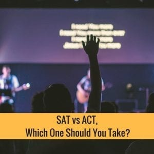 SAT vs ACT, Which One Should You Take?
