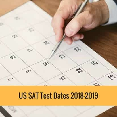 2019 - 22 SAT Test Dates, Registration Deadlines & Score Release