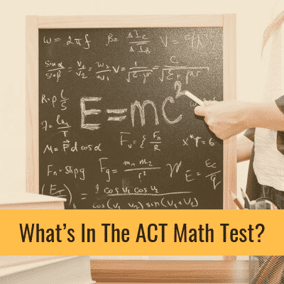 ACT math study guide