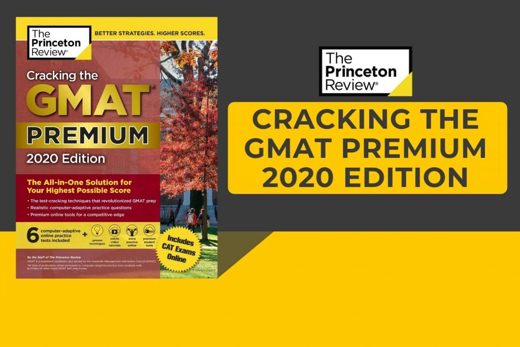 The-Princeton-Review-Cracking the GMA Premium 2020 Edition