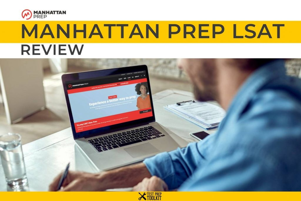Manhattan prep LSAT Review