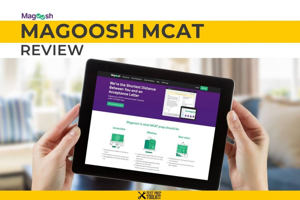 magoosh MCAT Review