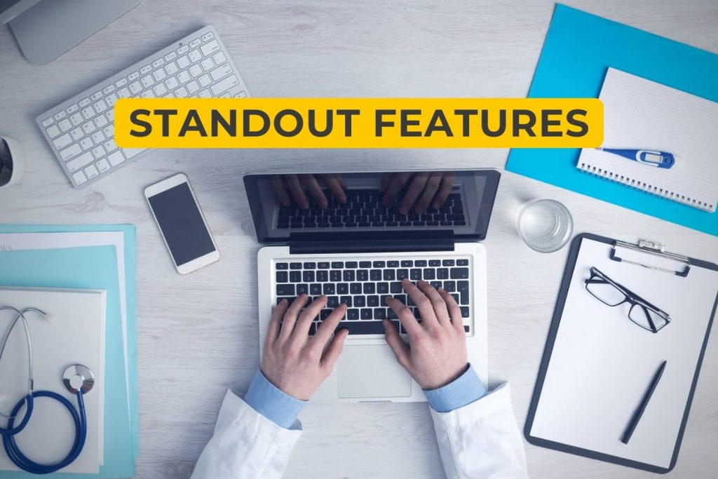 standout features