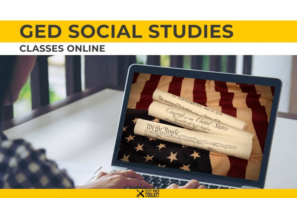 GED Social Studies Classes Online