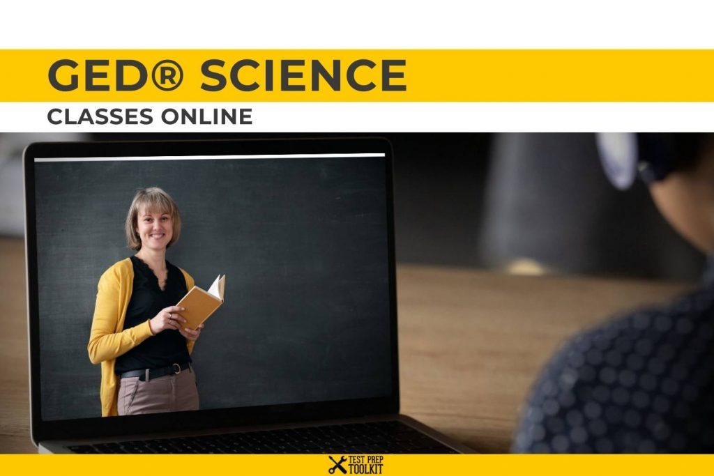 GED science classes online