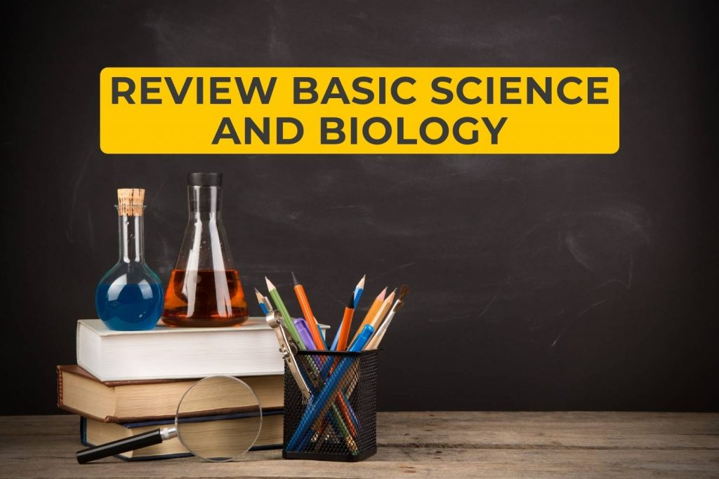 Review basic science and biology