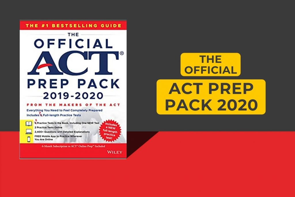 The Official ACT Prep Pack 2020