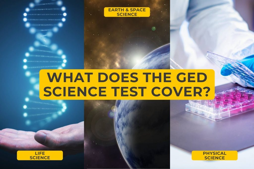 What Does the GED Science Test Cover