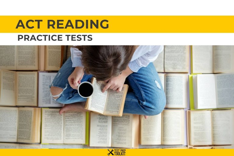 ACT Reading Practice Tests