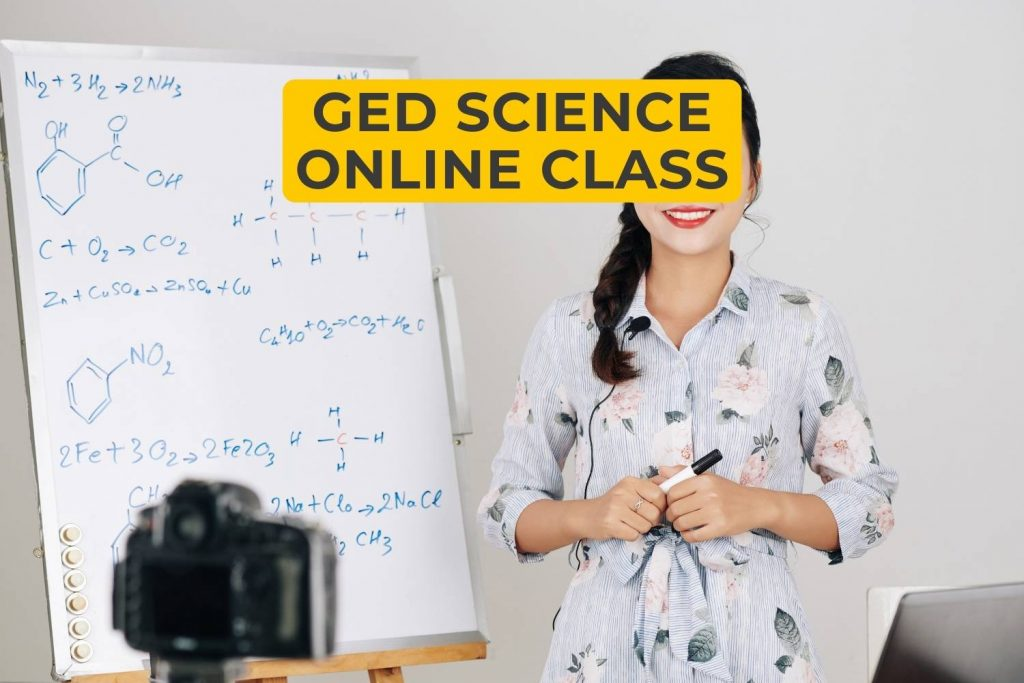 GED science Online Class