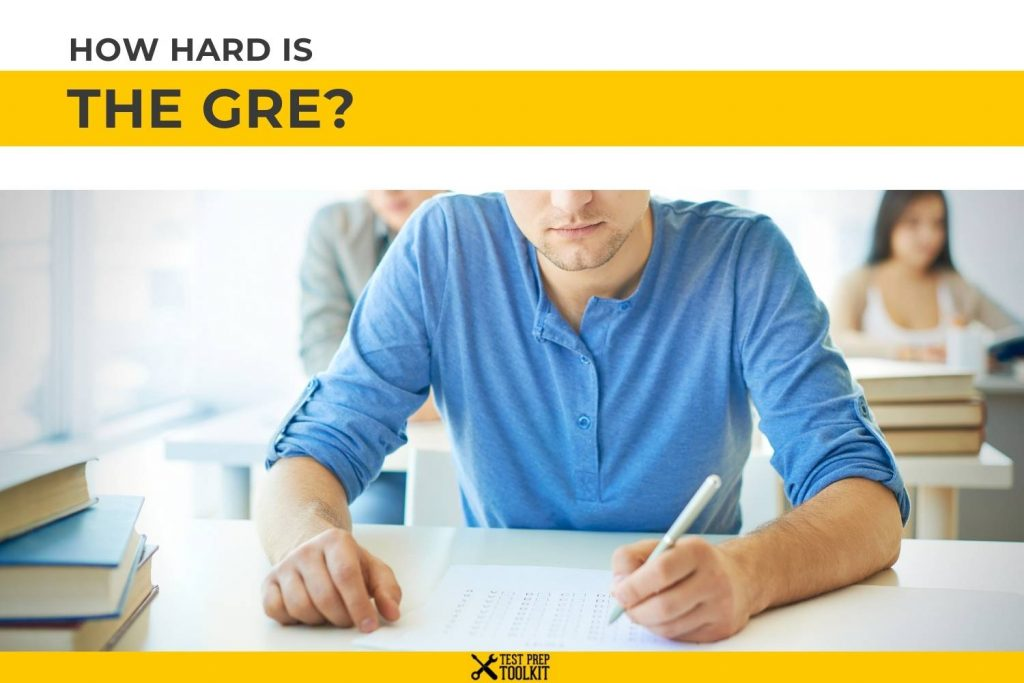 How Hard Is The GRE