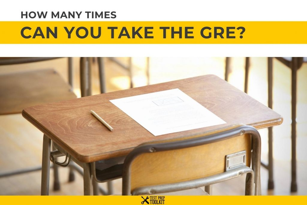 How Many Times Can You Take the GRE