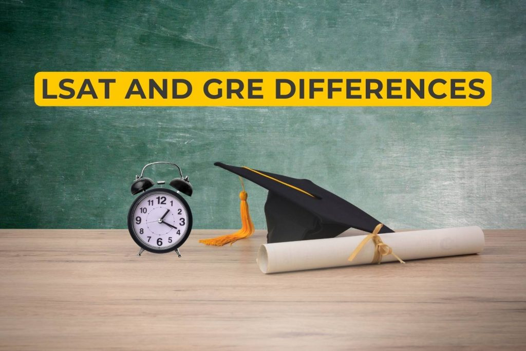 LSAT and GRE Differences