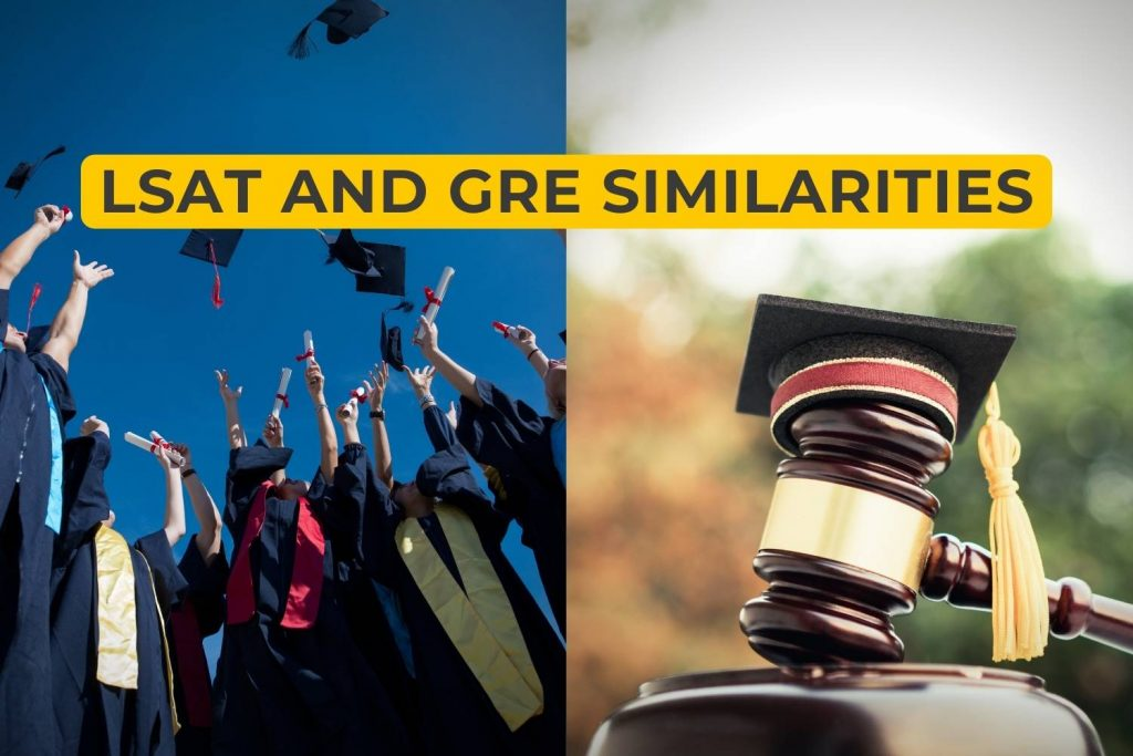 LSAT and GRE Similarities
