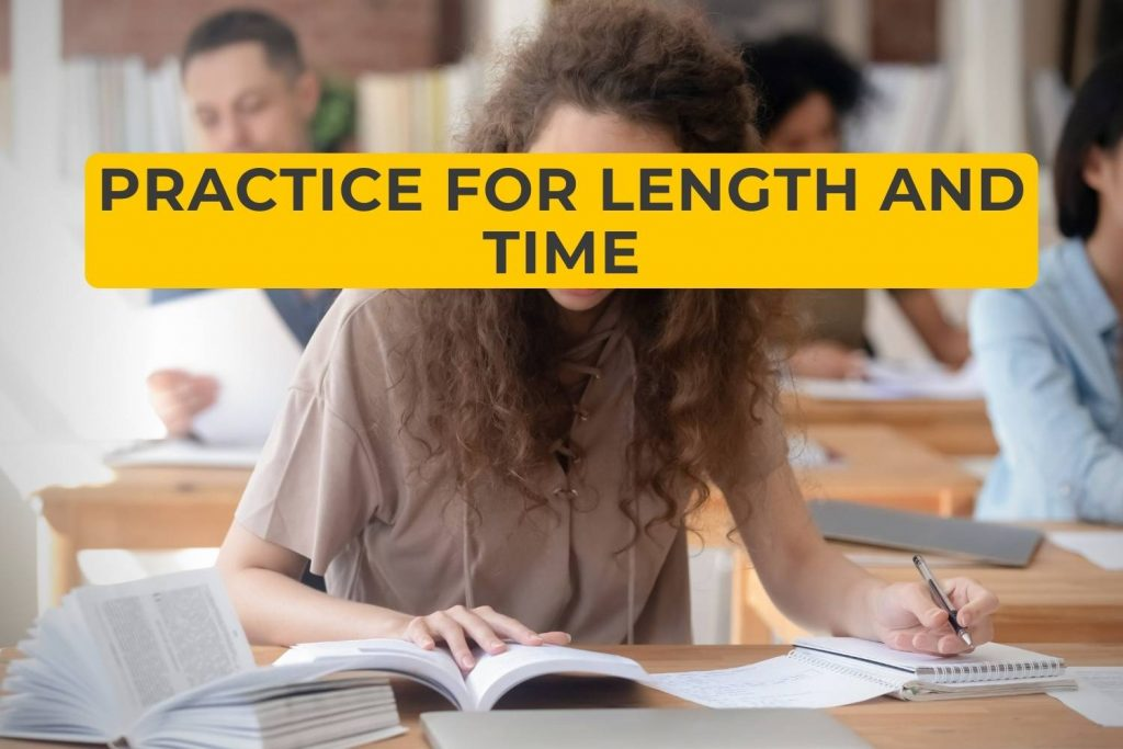 Practice for Length and Time