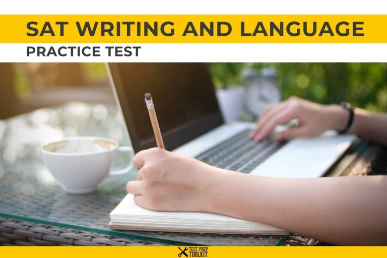 SAT Writing And Language Practice Tests