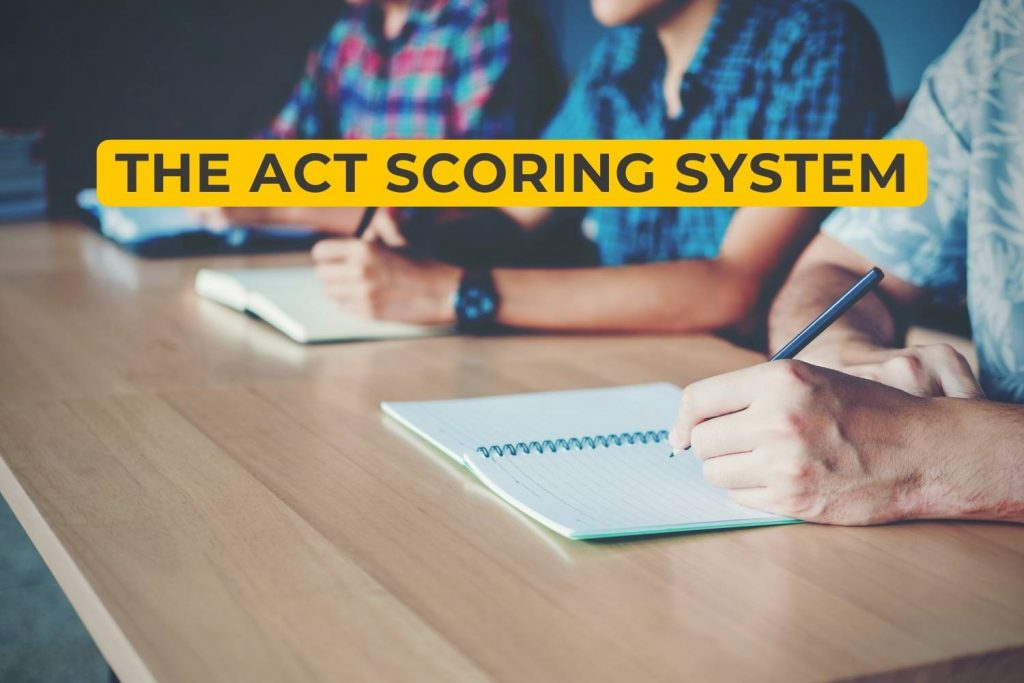 The ACT Scoring System