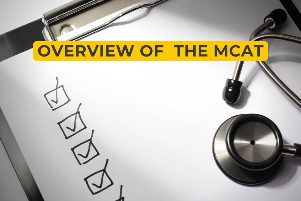 overview of the mcat