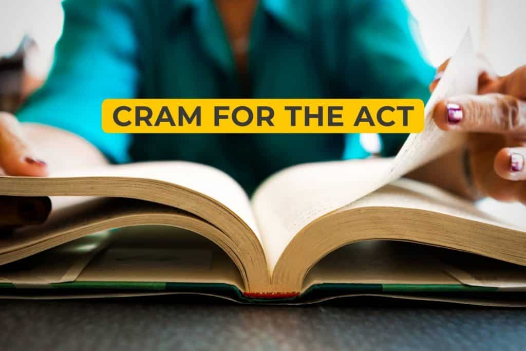CRAM for the act