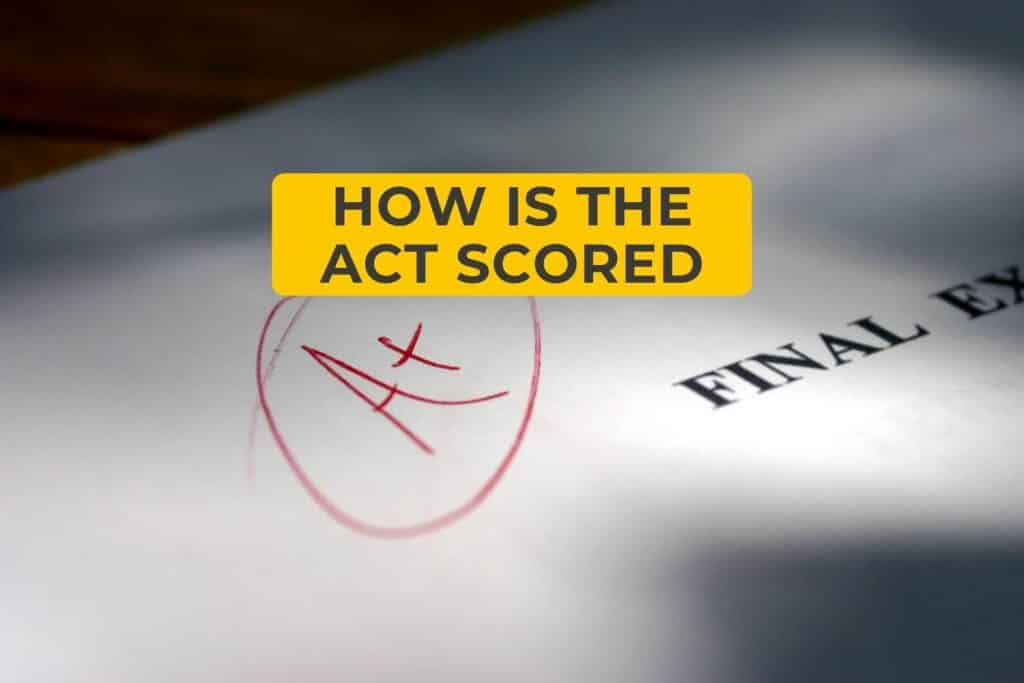 How Is the ACT Scored