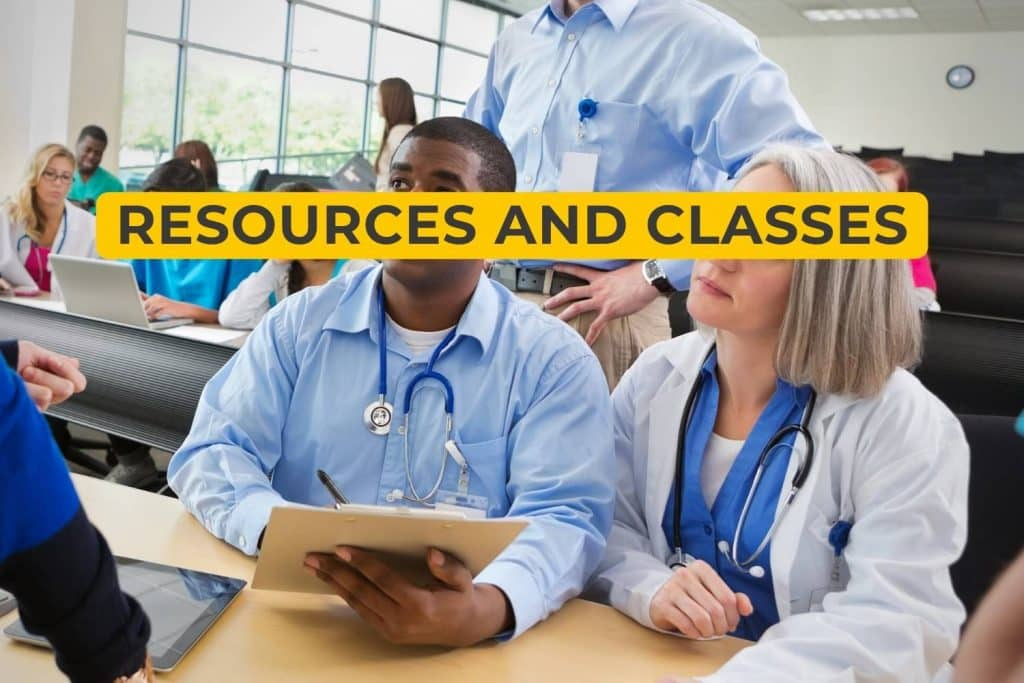 Resources and Classes