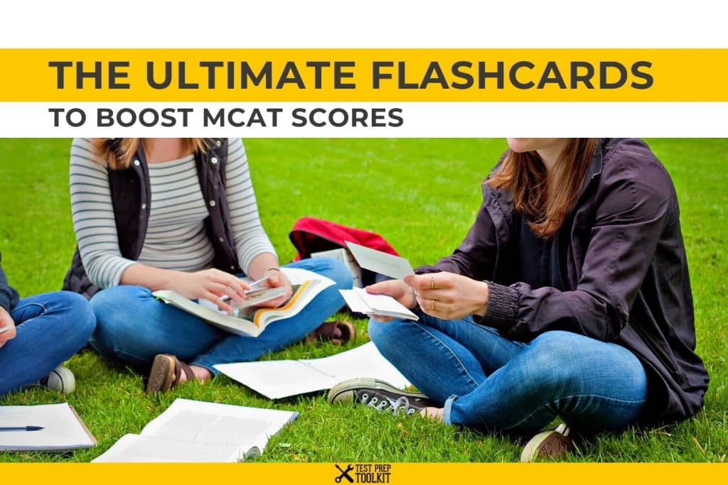 The Ultimate Flashcards to Boost MCAT Scores